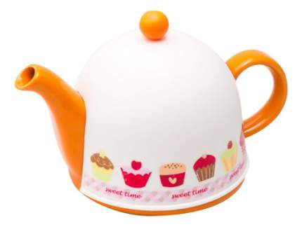 GIPFEL Заварочный керамический чайник PELANGI