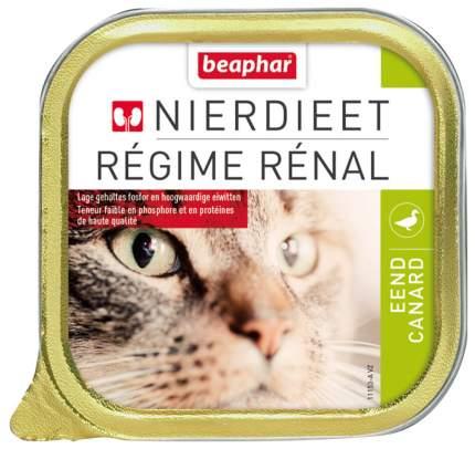 Консервы для кошек Beaphar Nieren с заболеваниями почек, с рыбой сайдой, 100г