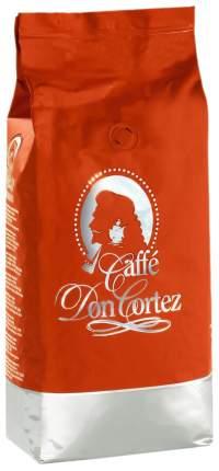 Кофе в зернах Carraro don Cortez red 1000 г