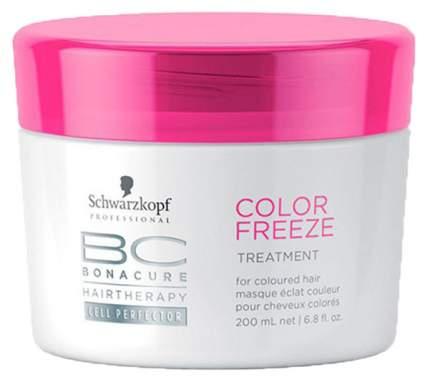 Маска для волос Schwarzkopf Professional Bonacure Color Freeze Treatment 200 мл