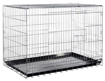 Клетка для собак KREDO 93x57x93