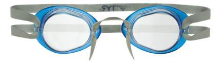 Очки для плавания TYR Socket Rockets 2.0 LGL2 серые/голубые/прозрачные (105)
