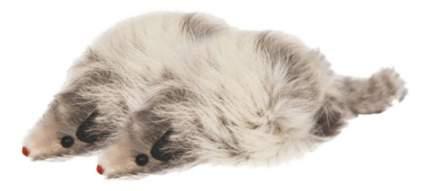 Мягкая игрушка для кошек Triol, Натуральный мех, 10 см