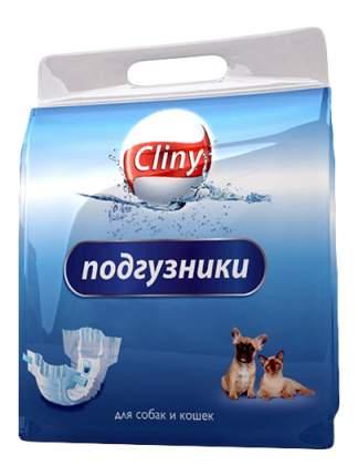Подгузники для кошек и собак Cliny, XS
