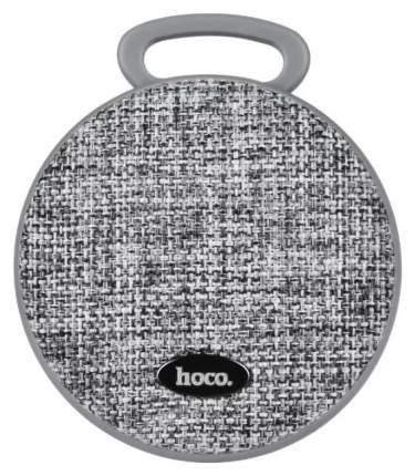 Портативная колонка Bluetooth Hoco BS7 Grey