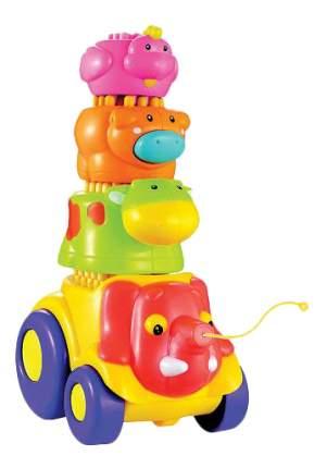 Каталка детская Target Веселые слоники