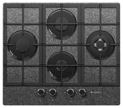 Встраиваемая варочная панель газовая GEFEST ПВГ 2231-01 К43 Black