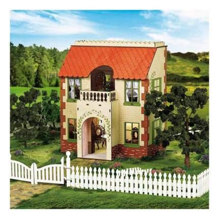 Кукольный дом ЯиГрушка Дом с черепичной крышей,