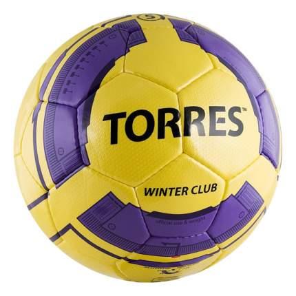 Футбольный мяч TORRES F30045YEL Размер 5