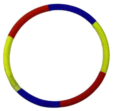Массажный обруч Спорт-21 Сделай Талию 90 см желтый/зеленый/красный