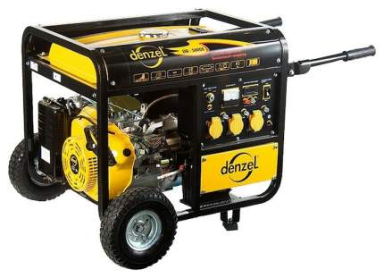 Бензиновый генератор DENZEL DB 5000Е 94656