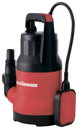 Дренажный насос KRONWERK KP450 97231