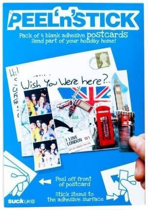 Набор для hand-made поздравительных открыток Suck UK Peel n Stick
