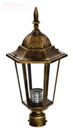 Светильник-Столб улично-садовый Camelion 6101-1 Бронза