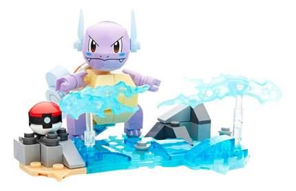 Конструктор пластиковый Mega Bloks Pokemon. Wartortle Buildable Figure