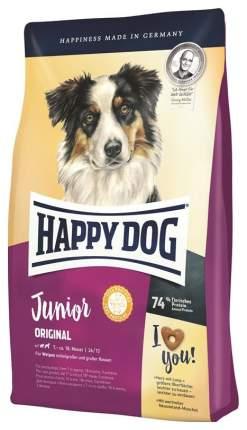 Сухой корм для щенков Happy Dog Supreme Junior Original, домашняя птица, 4кг