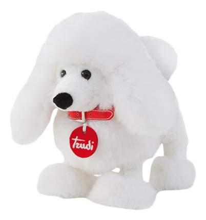 Мягкая игрушка Trudi Белая кошка 30 см 11014