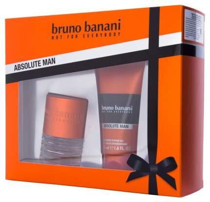Парфюмерные наборы Bruno Banani Absolute Man 30+50 мл