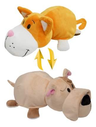 Мягкая игрушка 1Toy Кот-Бульдог