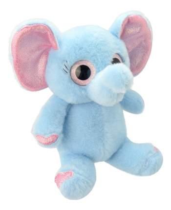 Мягкая игрушка Wild Planet Слоненок k7707 15 см голубой розовый пластик