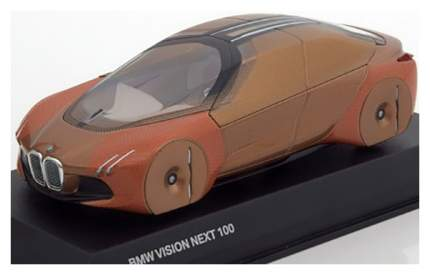 Коллекционная модель BMW Vision Next 100 бронзовый