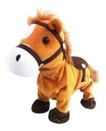 Интерактивная игрушка Пони Соня коричневая Play Smart Б54494