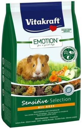 Корм для морских свинок Vitakraft Sensitive 0.6 кг 1 шт