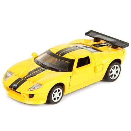 Машинка металлическая инерционная Ford GT, 1:40, ассортимент HOFFMANN