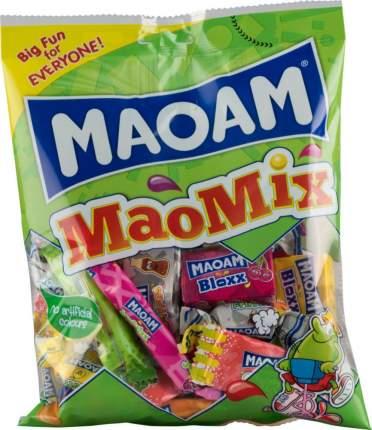 Конфеты жевательные Maoam maomix со вкусом фруктов и колы 250 г