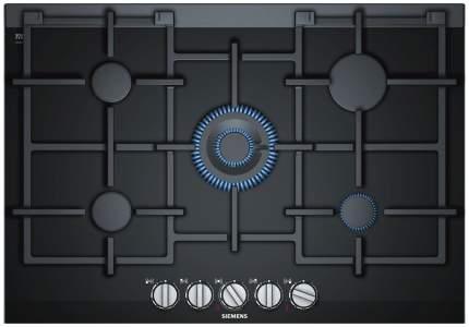 Встраиваемая варочная панель газовая Siemens ER7A6RD70R Black