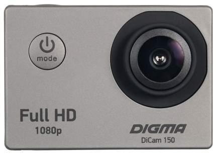 Экшн камера VM Digma DiCam 150 Grey