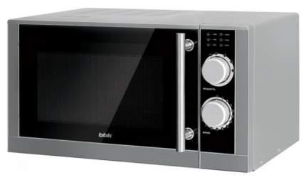 Микроволновая печь соло BBK 23MWS-929M/BX silver/black