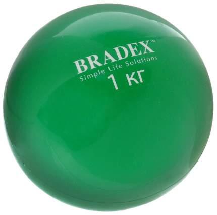 Медицинбол Bradex 1 кг SF 0256
