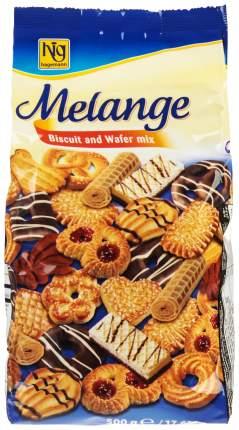 Ассорти Hagemann Melange печенье и вафли 500 г
