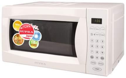 Микроволновая печь соло Supra 18SW40 white