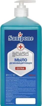 Жидкое мыло Sanipone Extra С ароматом Морской свежести 1000 мл