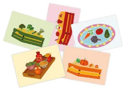 Семейная настольная игра Picn Mix Овощная корзинка
