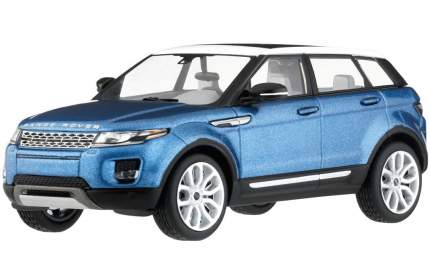 Модель автомобиля Range Rover Evoque 5 Door LRDCA5EVOQ Scale 1:43 Mauritus Blue