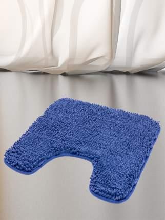 Коврик Bath Plus Люкс для туалета Синий 50х55 см