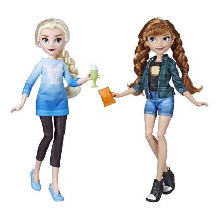Куклы Disney Princess Эльза и Анна - Ральф против интернета E7417