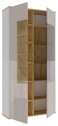 Платяной шкаф Любимый Дом LD_59097 35х92х186, кашемир/дуб золотой