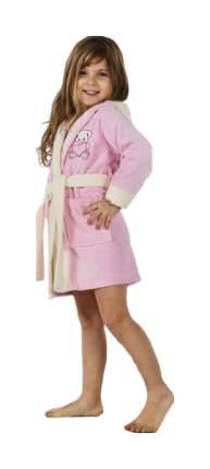 Karna Детский халат Snop Цвет: Розовый (4-5 лет)