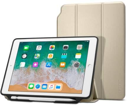 Чехол Spigen Smart Fold 2 для iPad Gold