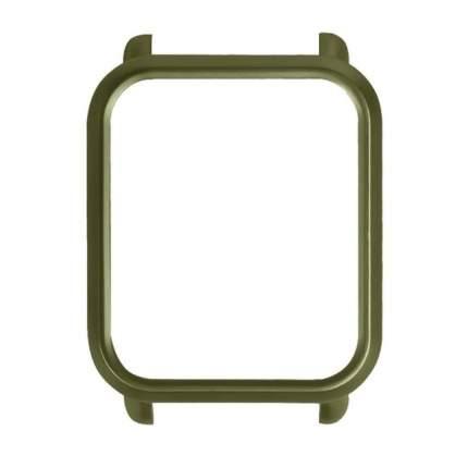 Рамка Mijobs PC чехол защиты оболочки для Amazfit Bip Army Green