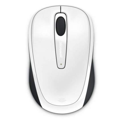 Беспроводная мышка Microsoft 3500 Black/White (GMF-00294)