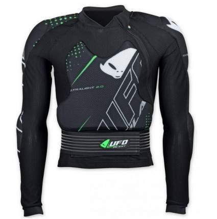 Защитная куртка NIDECKER Ultralight 2.0 Bodyguard черный, XXL