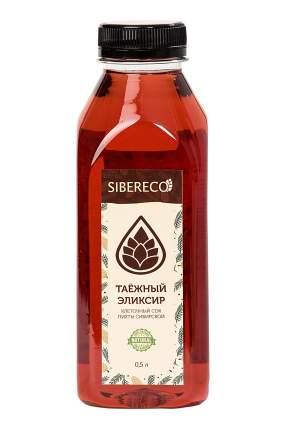 Напиток пихтовый Sibereco Таежный эликсир 500 мл
