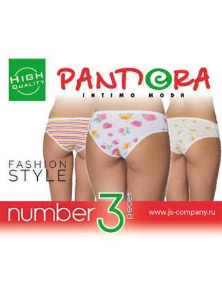 Слипы женские Pandora разноцветные 3