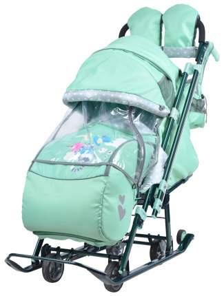 Санки-коляска Ника Ника детям 7-4 НД7-4, 2