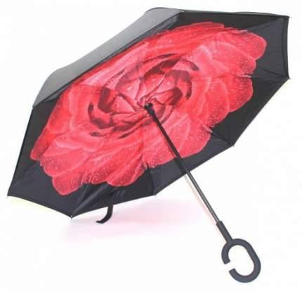 Зонт-трость UpBrella Красная роза